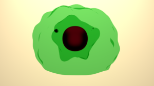 blob for poster